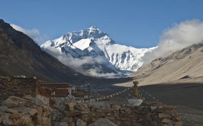 Ronbuk Mt. Everest
