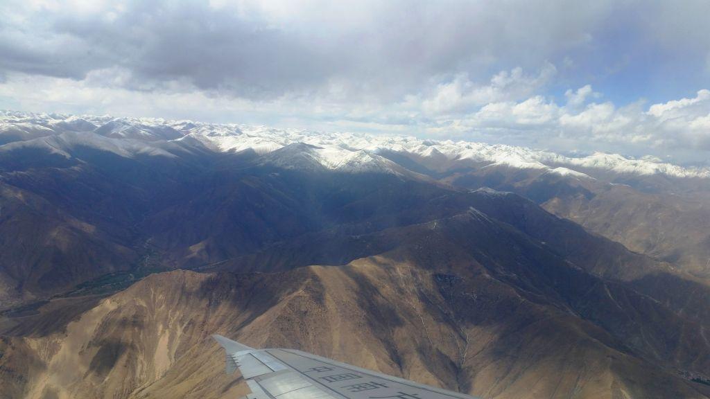 Motorcycling the Himalayas