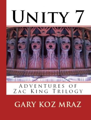 Unity 7 Adventures of Zac King