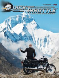 MOTORCYCLING THE HIMALAYAS PART 1