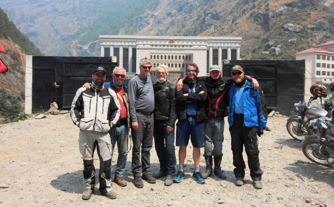 Tibet Border Crossing