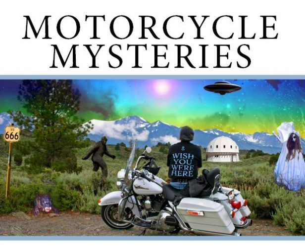 Motorcycle Mysteries: Twisted Tales on Two Wheels
