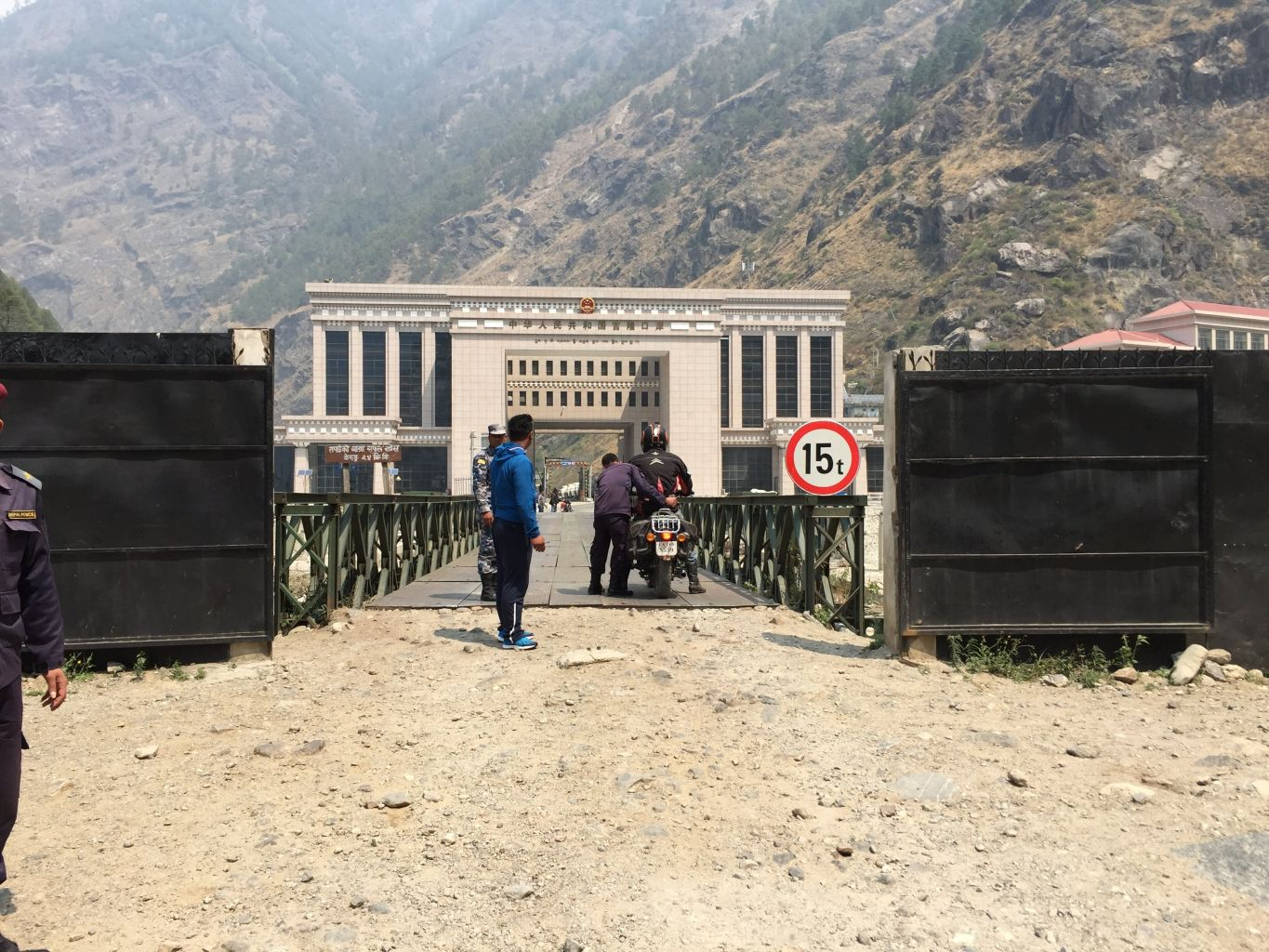 Tibet Border Crossing