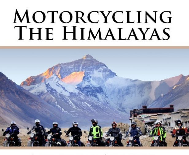 Motorcycling the Himalayas