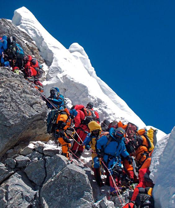The Disneylanding of Everest