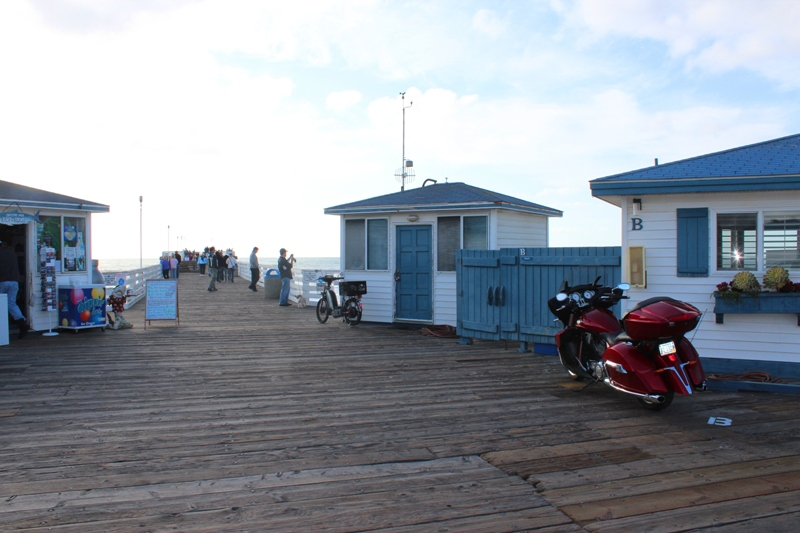 Crystal Pier - Pacific Beach, San Diego 1