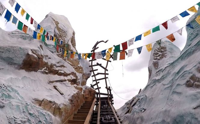 The Disneylanding of Everest
