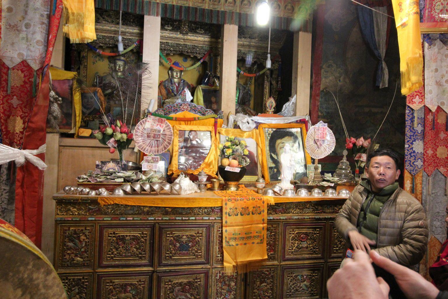 Rongbuk Monastery Tibet
