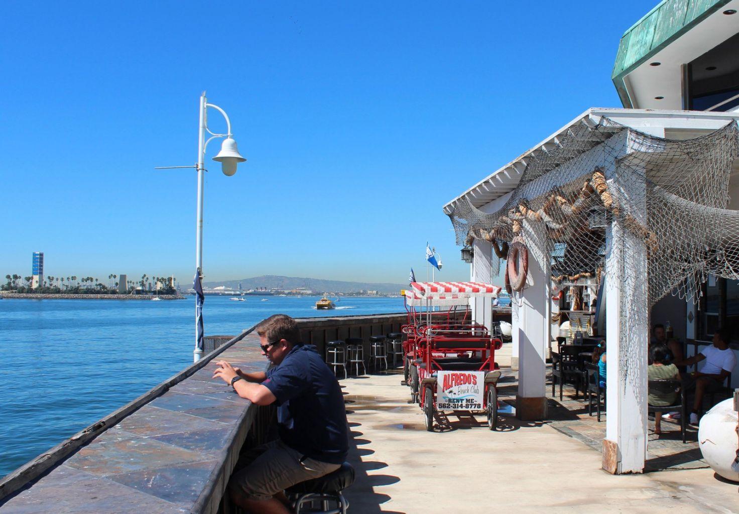 Belmont Pier 1
