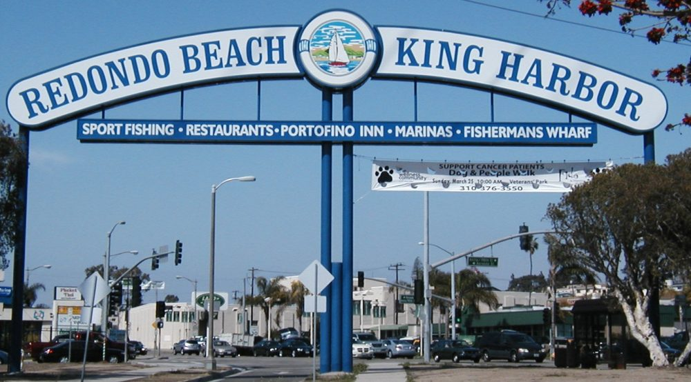Redondo Pier Kings Harbor