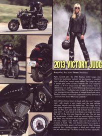VICTORY JUDGE
