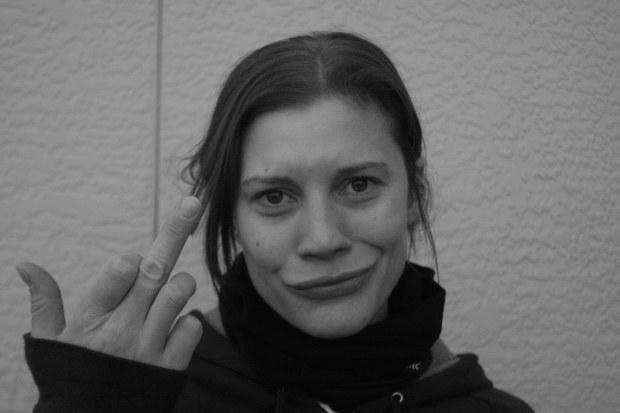 Katee Sackhoff in jail