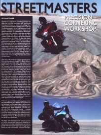 STREETMASTERS CORNERING CLASSES